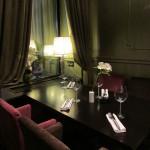 Ресторан Le Bourbon. Текстиль: Гошко Светлана