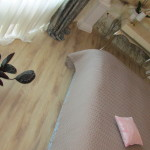 Спальная комната. Текстиль: Гошко Светлана