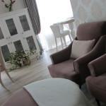 Гостиная комната. Текстиль: Гошко Светлана