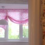 Комната для девочки. Текстиль: Лебедева Екатерина
